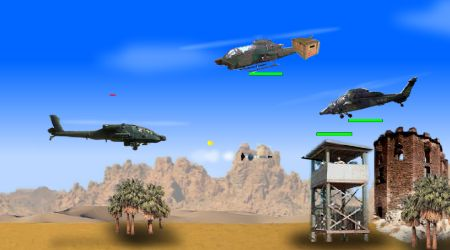 Screenshot - Desert Storm
