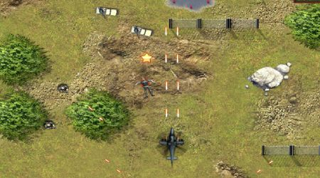 Screenshot - Helicopter Strike Force