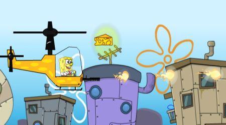 Screenshot - Spongebob Helicopter
