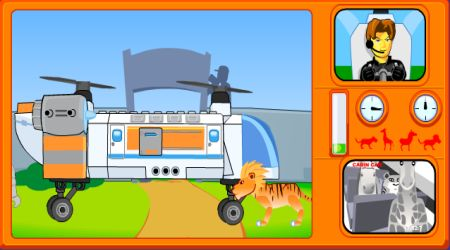 Screenshot - Zoo Copter